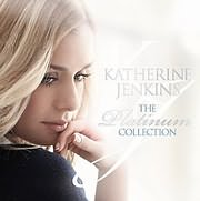 CD image KATHERINE JENKINS / THE PLATINUM COLLECTION (2CD)
