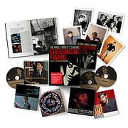 CD image GEORGIE FAME / THE WHOLE WORLD S SHAKING (5CD BOX)
