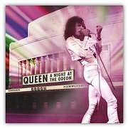 CD + DVD image QUEEN / A NIGHT AT THE ODEON (CD+DVD)