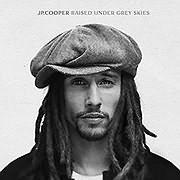 CD Image for JP COOPER / RAISED UNDER GREY SKIES