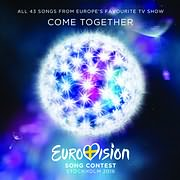 CD image for EUROVISION SONG CONTEST: STOCKHOLM 2016 - (VARIOUS) (2 CD)