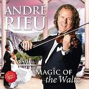 CD image ANDRE RIEU / MAGIC OF WALTZ