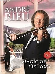 ANDRE RIEU / MAGIC OF WALTZ - (DVD)