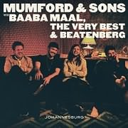 CD image MUMFORD AND SONS / JOHANNESBURG EP