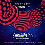 CD Image for EUROVISION SONG CONTEST 2017 KYIV - (VARIOUS) (2 CD)