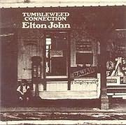 CD Image for ELTON JOHN / TUMBLEWEED CONNECTION (VINYL)