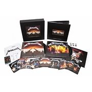 CD Image for METALLICA / MASTER OF PUPPETS (2017) (3LP+10CD+2DVD+1MC)