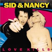 CD Image for SID AND NANCY: LOVE KILLS - (OST)