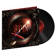 CD Image for STYX / THE MISSION (VINYL)