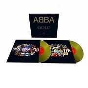 CD Image for ABBA / GOLD (25TH ANNIVERSARY) (2LP) (VINYL)