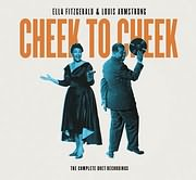 CD image for ELLA FITZGERALD AND LOUIS ARMSTRONG / CHEEK TO CHEEK: THE COMPLETE DUET RECORDINGS (4CD)