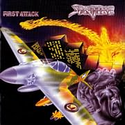 CD image for SPITFIRE / FIRST ATTACK (VINYL)