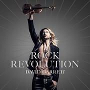 CD image for DAVID GARRETT / ROCK REVOLUTION (CD+DVD)