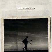 CD Image for THE VIETNAM WAR (THE SCORE) - (OST) (2 CD)