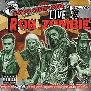 CD image for ROB ZOMBIE / ASTRO - CREEP 2000 LIVE SONG