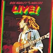 CD Image for BOB MARLEY AND THE WAILERS / LIVE! (2CD)