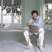 CD Image for LIONEL RICHIE / CAN T SLOW DOWN (VINYL)