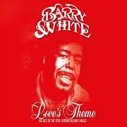 CD image for BARRY WHITE / LOVE S THEME:THE BEST OF THE 20TH CENTURY RECORDS (VINYL)