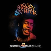 CD image for BARRY WHITE / THE COMPLETE 20TH CENTURY SINGLES (3CD)