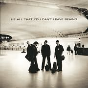CD image for U2 / ALL THAT YOU CANT LEAVE BE (VINYL)
