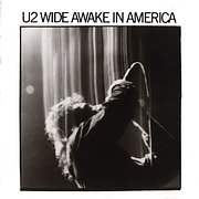 LP image U2 / WIDE AWAKE IN AMERICA (VINYL)