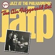 CD Image for ELLA FITZGERALD / JAZZ AT THE PHILHARMONIC (2LP) (VINYL)