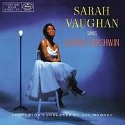 CD Image for SARAH VAUGHAN / SARAH VAUGHAN SINGS GEORGE GERSHWIN (2LP) (VINYL)