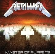 CD Image for METALLICA / MASTER OF PUPPETS (2017)