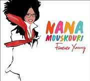 CD image for NANA MOUSHOURI / FOREVER YOUNG