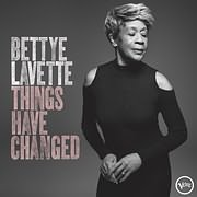 CD image for BETTY LAVETTE / THINGS HAVE CHANGED