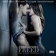 CD Image for FIFTY SHADES FREED - (OST)