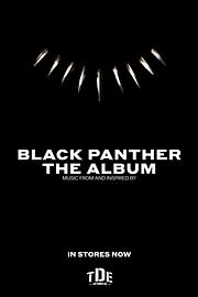 CD Image for BLACK PANTHER - (OST)