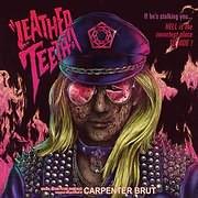 CD Image for CARPENTER BRUT / LEATHER TEETH (VINYL)