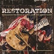 CD image for RESTORATION: REIMAGINING, THE SONGS OF ELTON JOHN - (VARIOUS)