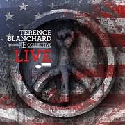 CD image for TERENCE BLANCHARD AND THE E - COLLECTIVE / LIVE
