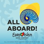 CD image for EUROVISION SONG CONTEST LISBON 2018 - (VARIOUS) (2 CD)