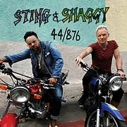 CD image STING AND SHAGGY / 44 / 876