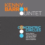 CD image for KENNY BARON QUINTET / CONCENTRIC CIRCLES