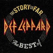 CD image for DEF LEPPARD / THE STORY SO FAR - THE BEST OF