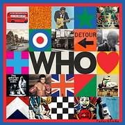 LP image THE WHO / WHO (STANDARD EDITION) (VINYL)