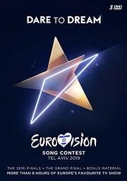 DVD image EUROVISION SONG CONTEST TEL AVIV 2019 (3DVD) - (VARIOUS)