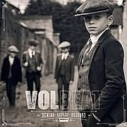 CD image for VOLBEAT / REWIND, REPLAY, REBOUND