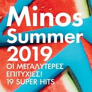 CD image for MINOS SUMMER 2019 - (VARIOUS)