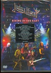 DVD image JUDAS PRIEST / RISING IN THE EAST - (DVD VIDEO)