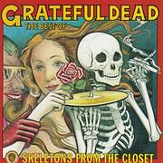 CD image for GRATEFUL DEAD / THE BEST OF: SKELETONS FROM THE CLOSET (VINYL)
