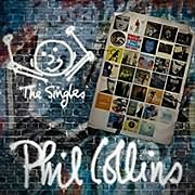 CD image for PHIL COLLINS / THE SINGLES (2LP) (VINYL)