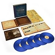 CD Image for HOWARD SHORE - THE LORD OF THE RINGS: THE TWO TOWERS: THE COMPLETE RECORDINGS (5LP) (VINYL) - (OST)