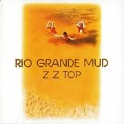 CD Image for ZZ TOP / RIO GRANDE MUD (VINYL)