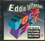 CD image EDDIE JEFFERSON / VOGAL EASE