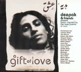 CD image A GIFT OF LOVE I / DEEPAK AND FRIENDS